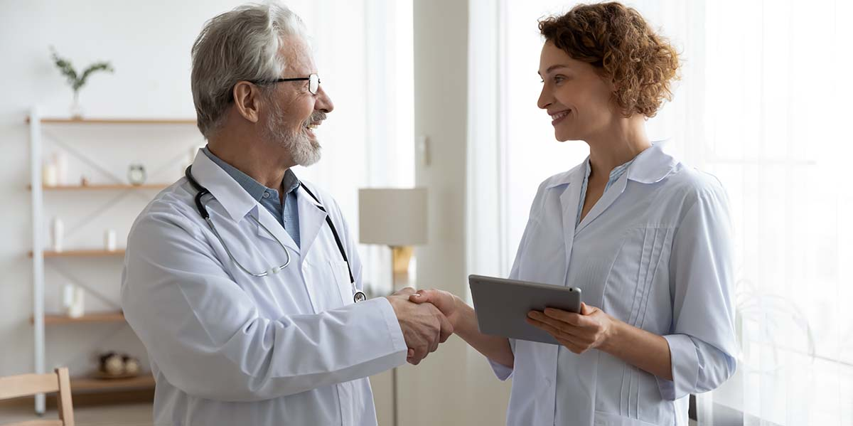 A Physician and Finance Leader Talk: How to Collaborate to Reduce Costs and Manage Outcomes